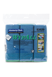 Multi-Purpose Microfiber Dust-Cloth WypAll #KC083620000