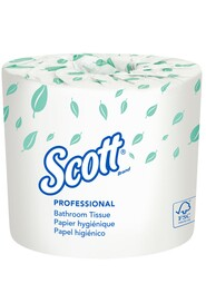Scott Standard Roll Bath Tissue 2 ply 550 sheets #KC048040000
