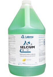 Calcium Remover and Cleaner SELCIUM #LM0049254.0