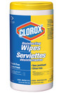Disinfecting Wipes CLOROX #CL001292000