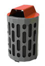 Waste Receptacle 42 Gals. Stingray #FR002020ROU