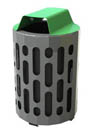 Waste Receptacle 42 Gals. Stingray #FR002020VER
