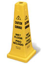 "Bilingual Safety Cone 25-3/4"" #RB627777JAU"