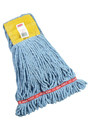 Vadrouille humide Web Foot Shrinkless à bande large, 16 oz #RBA25106BLE
