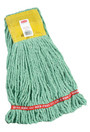 Vadrouille humide Web Foot Shrinkless à bande large, 16 oz #RBA25106VER