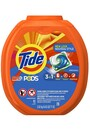 Tide Pods 3-in-1 HE Turbo Laundry Detergent, 81 Pacs #PG093045700