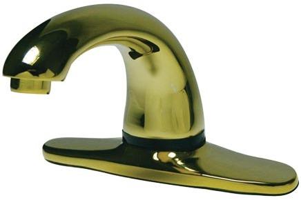 Robinet automatique en cuivre poli milano tc750183000 for Poli milano
