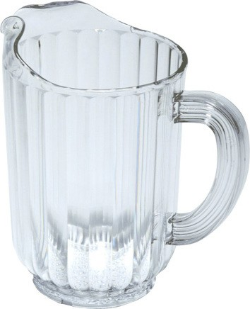 Clear Pitcher Bouncer #RB003338TRA