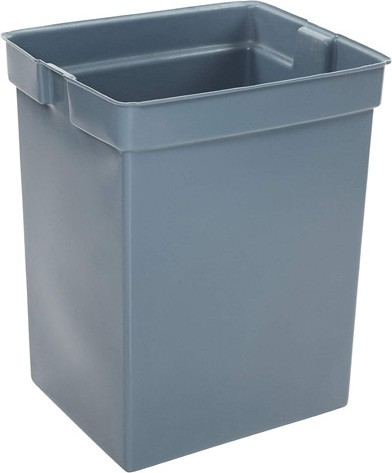 Rigid Liner for Waste Container Rubbermaid 256K Glutton #RB00256KGRI