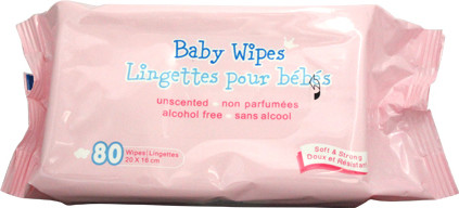 Wet Wipes for Babies Diamond Wipes Refill #EM110170200
