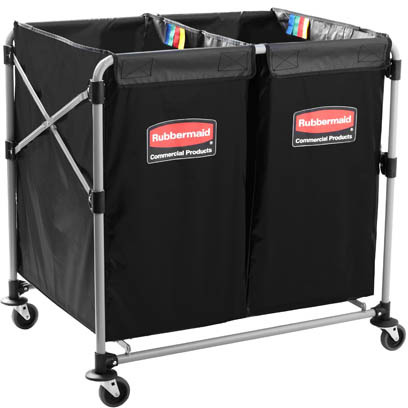 Double Foldable Cart Executive Series X-Cart #RB188178100