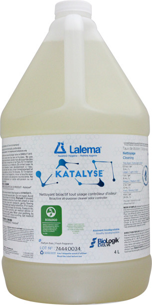 Bioactive KATALYSE All-Purpose Cleaner Odor Controller #LM0074444.0