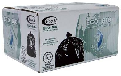 "OXO-Biodegradable Tinted Garbage Bags 42"" X 48"" #GO077361000"