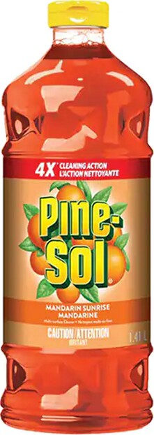 Mandarin Pine-Sol Cleaner Degreaser #CL001480000