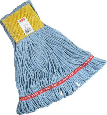 Web Foot Wet Mop, Wide Band #RBA15206BLE