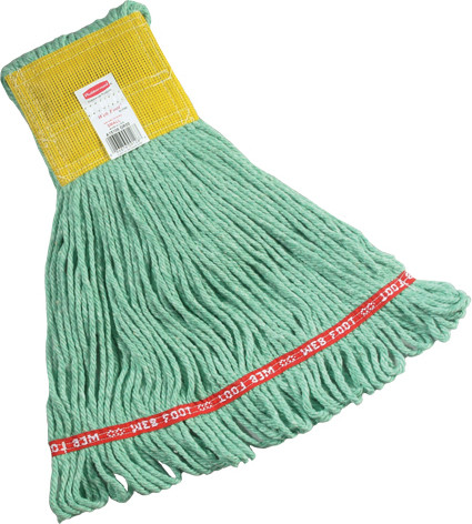 Web Foot Wet Mop, Wide Band #RBA15306VER