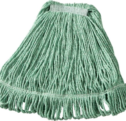 Narrow Band Super Stitch Blend Mop, Green #RBD21206VER