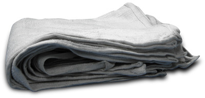 Bleached White Terry Towels 2 lb #WITTZ172000