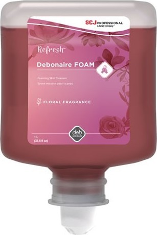 Savon mousse Refresh Debonaire #DB020212000