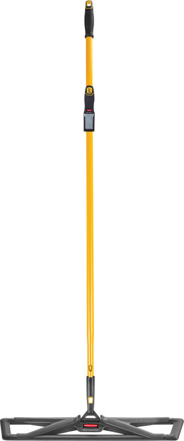 Maximizer Dust Mop with handle and EZ Access Scraper #RB201880800