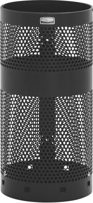 Towne 10 gal Outdoor Container with perforated design #RB0FGH1NBK0