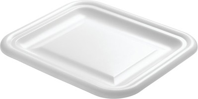 Lid for Plastic Utility Tote Boxes #RB361600BLA