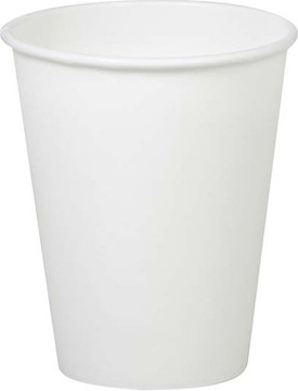 White Paper Cups for Hot Drinks 8 oz #CA701207800