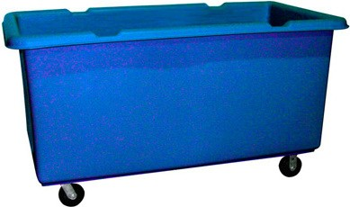 Heavy Duty Utility Cart STARCART, 46 cubic foot #WH0195BCBLE