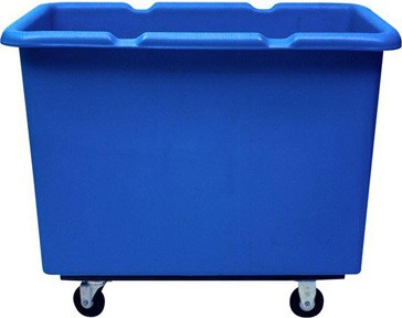 Heavy Duty Utility Cart STARCART 180BC, 24 cubic foot #WH0180BC000