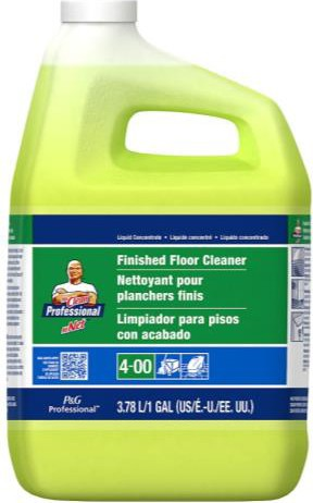Finished Floor Cleaner Mr. Clean #PG026210000