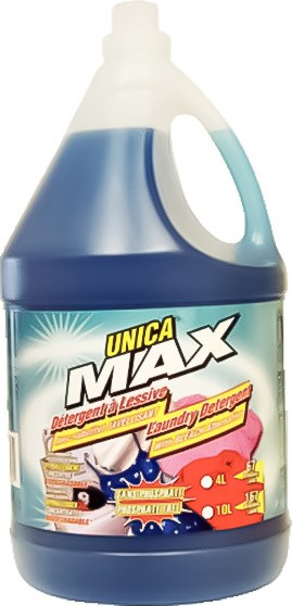 Concentrated Laundry Detergent UNICA MAX #QC00NMAX040