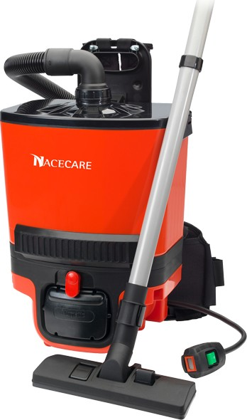 Back Pack Battery Powered Dry Vacuum LATITUDE RBV 130 #NA909652000