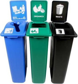Trio Containers Recycling, Organic and Waste Waste Watcher #BU101066000
