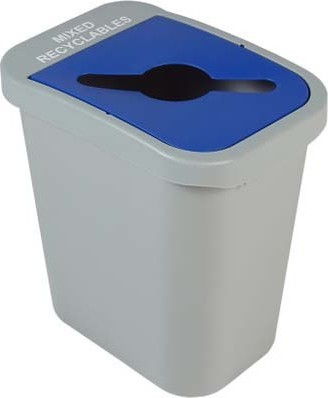 Container for Mixed Recycling BILLI BOX #BU100874000