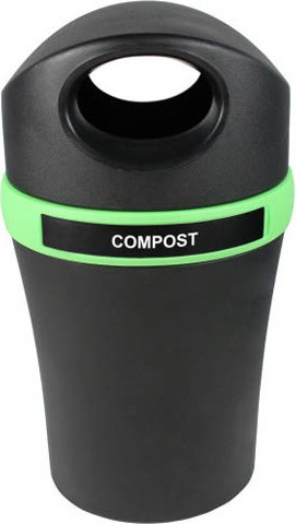 Compost Container with Canopy INFINITE Elite #BU100911000