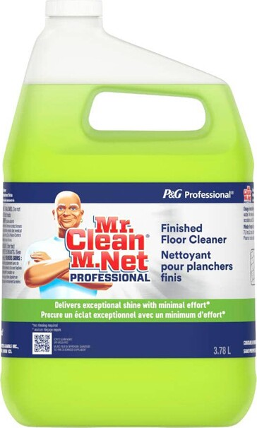 Finished Floor Cleaner Mr. Clean #JH002621000