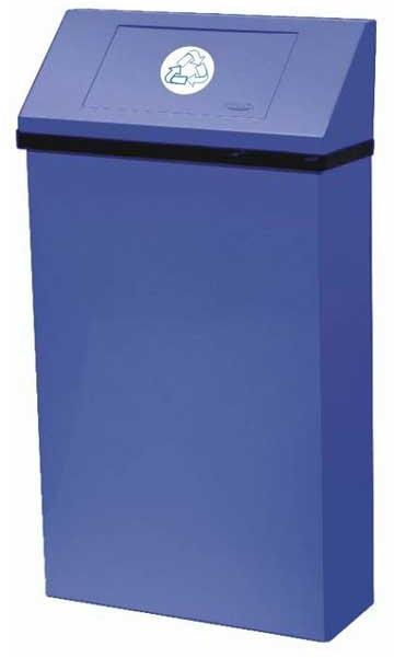 poubelle murale de recyclage de grand format 304 rnl fr304rnl000 montr al qu bec lalema inc. Black Bedroom Furniture Sets. Home Design Ideas