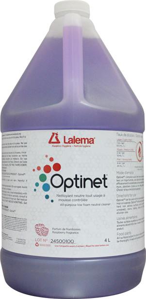 Nettoyant neutre tout usage à mousse contrôlée OPTINET    LM0024504 ... d01e35d4310f