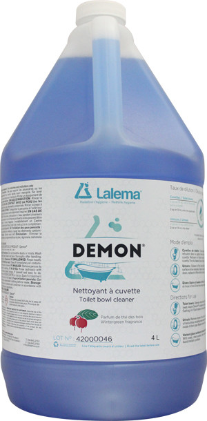Toilet Bowl Cleaner DEMON #LM0042004.0
