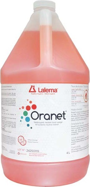 All-Purpose Neutral Cleaner ORANET #LM0024254.0