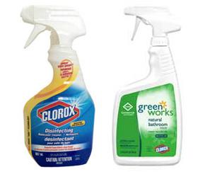 nettoyants pour salles de bain clorox | produits sanitaires pour l ... - Produit Entretien Salle De Bain